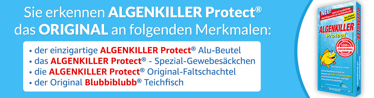 ALGENKILLER Protect® • 100% Original
