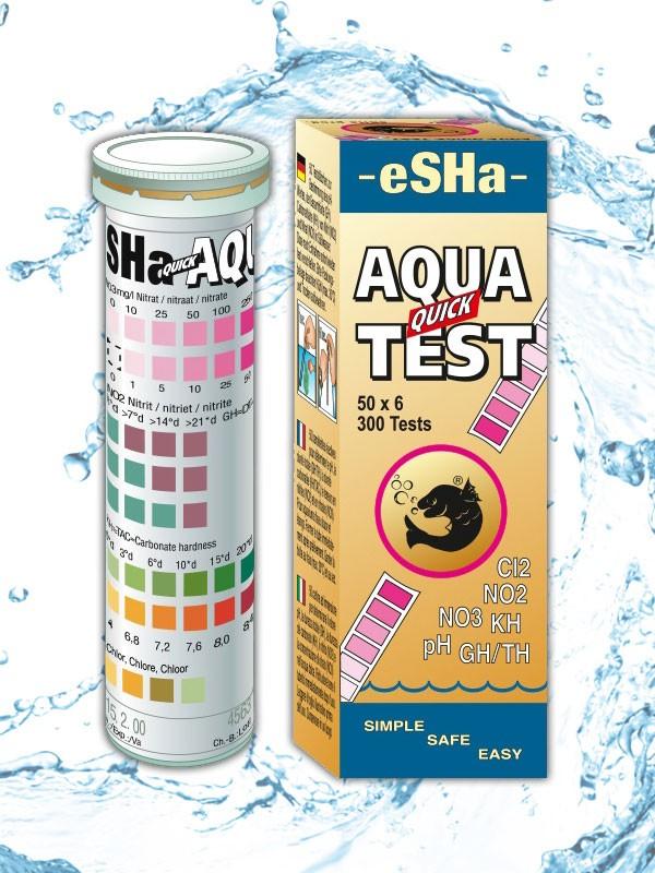 Wasser Schnelltest eSHa
