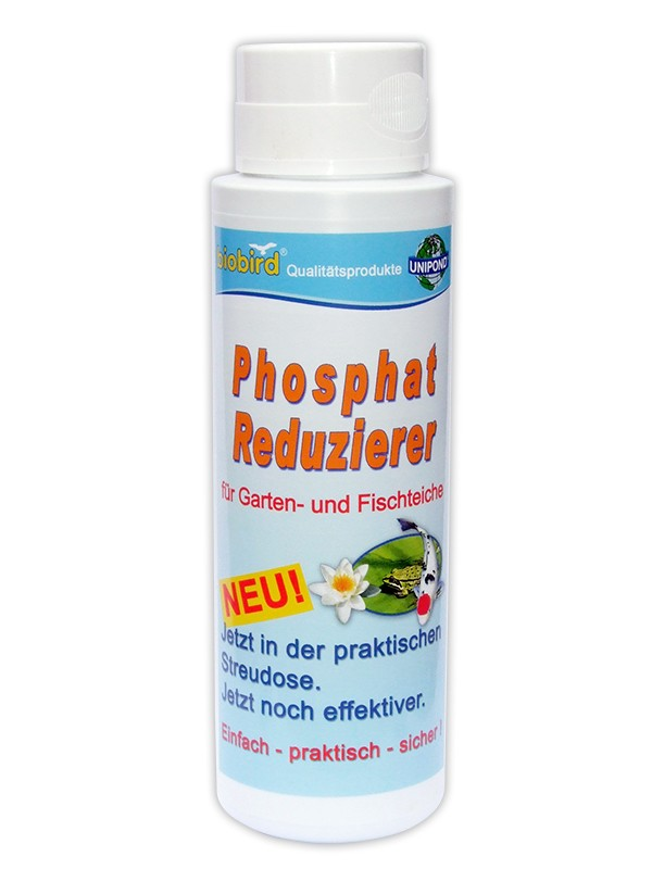 Phosphatreduzierer Streudose 300 g für 10.000 l