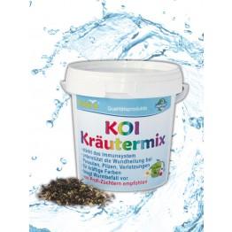 Koi Kräutermix